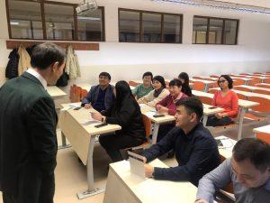 Зарубежная стажировка магистрантов по программе MBA и ЕМBA