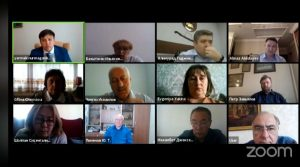 Прошла международная научно-практическая онлайн конференция «Каспийский регион: новые вызовы и новые возможности»